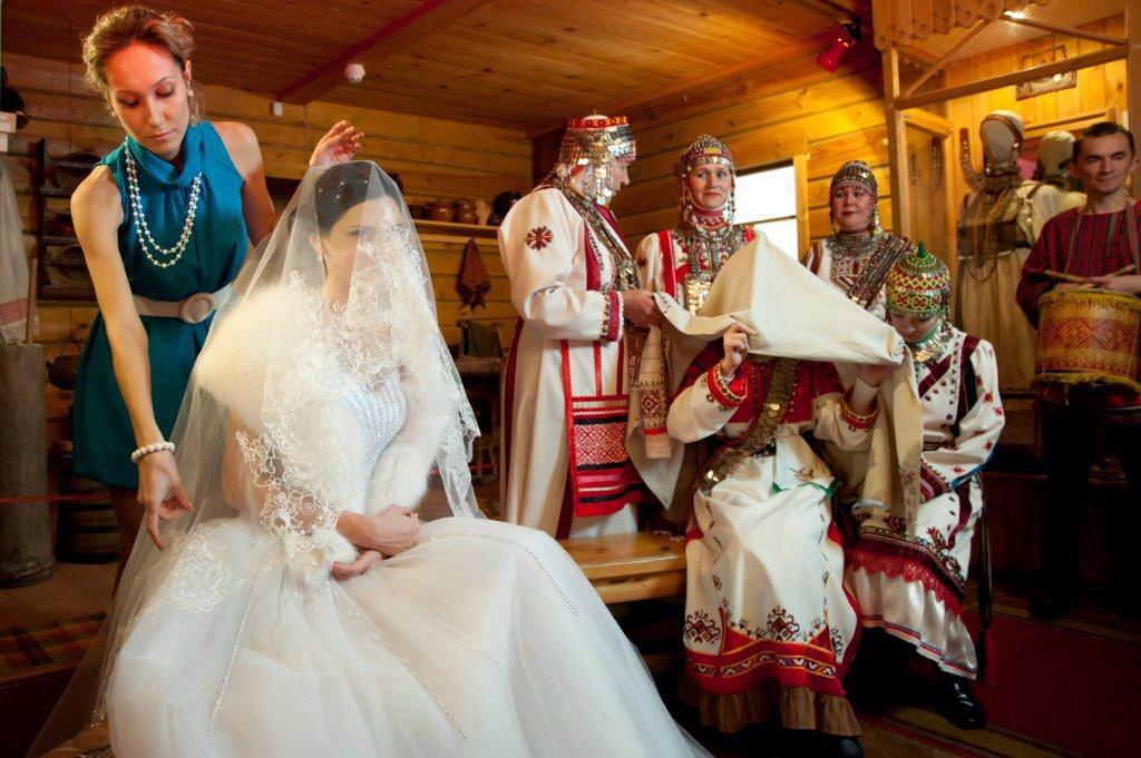 свадебные традиции с фотографиями